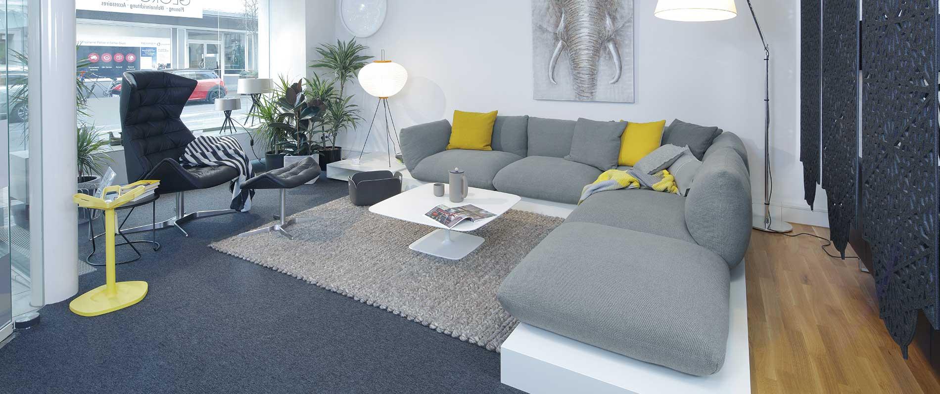 einrichtung f r ihr zuhause wohnen design georg greb. Black Bedroom Furniture Sets. Home Design Ideas